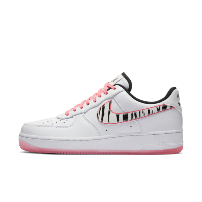 Nike Air Force 1 'South Korea' zijaanzicht