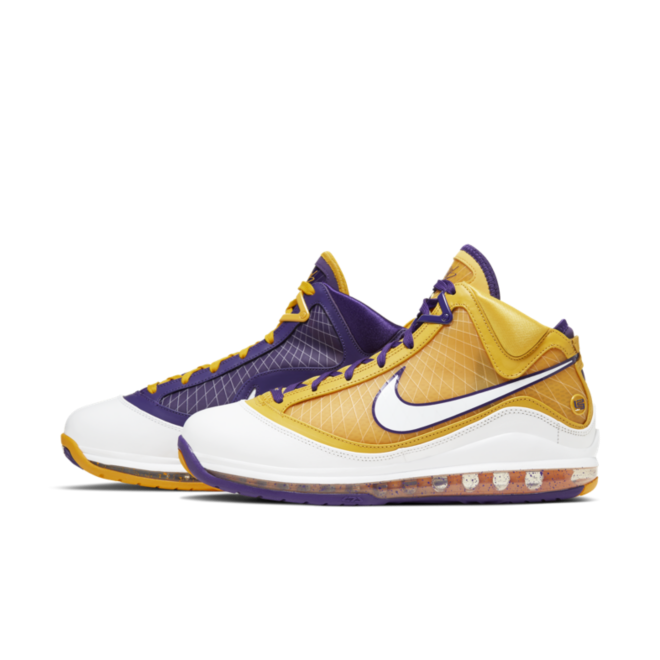 Nike LeBron 7 'Media Day' CW2300-500