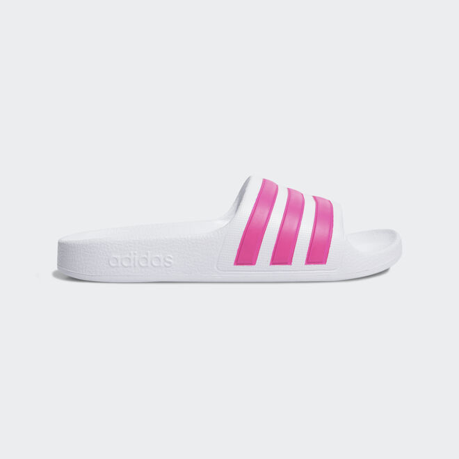 Adidas Adilette aqua white pink gs