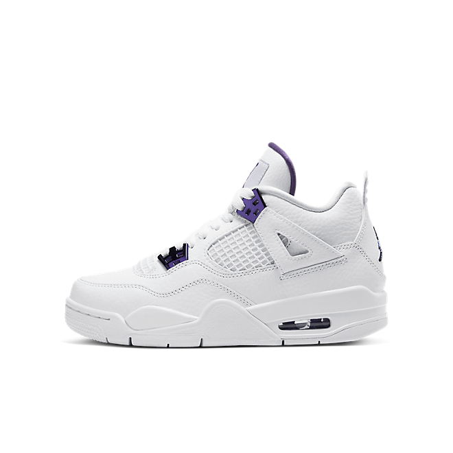 Jordan 4 Retro Metallic Purple (GS)