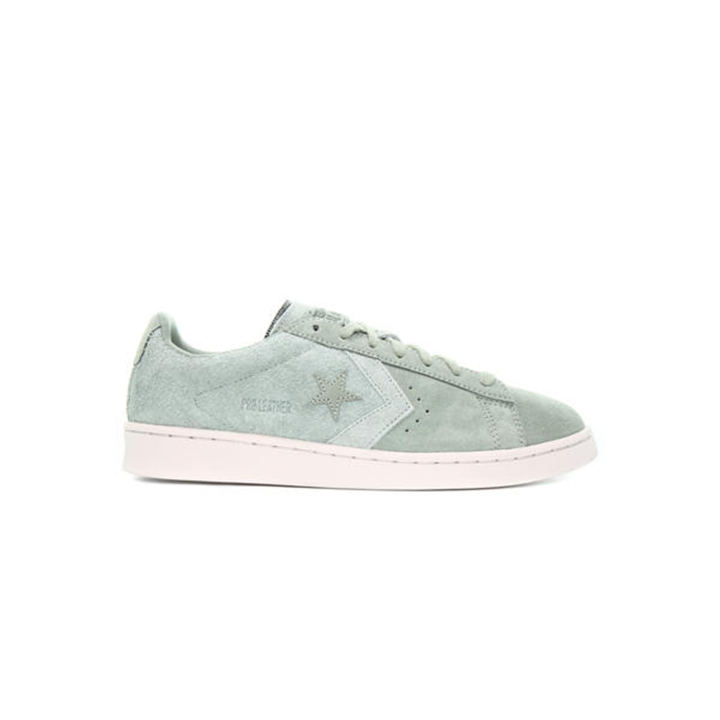 """Converse x CONVERSE EARTH TONE SUEDE PRO LEATHER OX """"LILY PAD"""""""