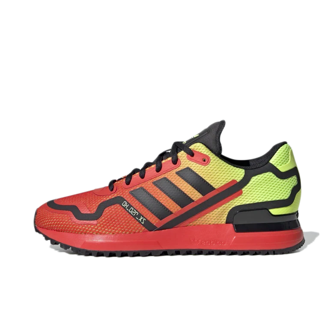 adidas ZX 750 HD 'Glory Red' zijaanzicht