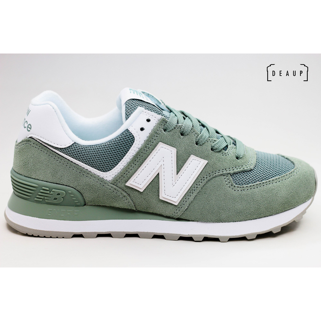New Balance WL574 OAD 'Green / White'