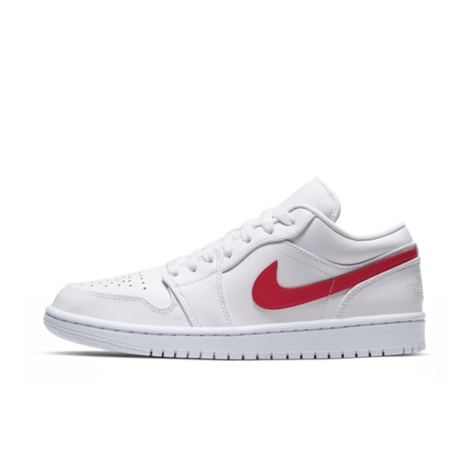 Air Jordan 1 Low 'Red Swoosh' AO9944-161