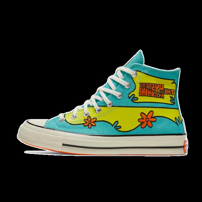 Scooby-Doo X Converse Chuck Taylor 70s Hi 'Sulfur Spring'