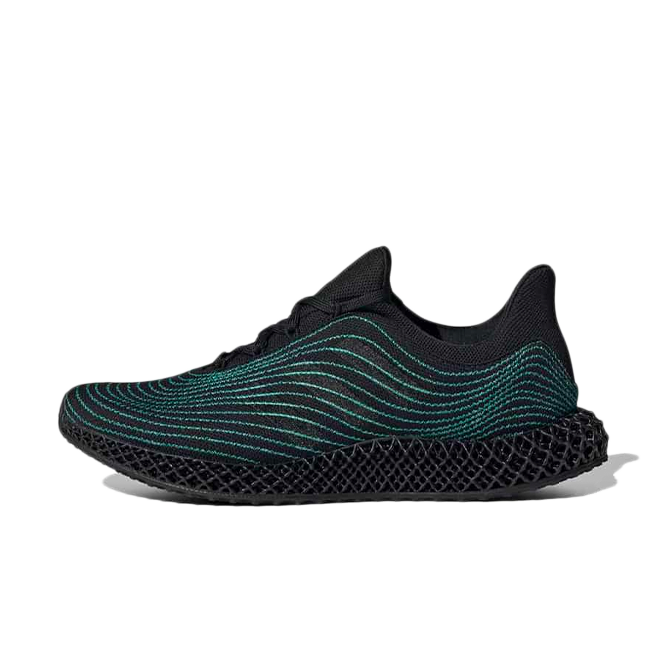 adidas Ultraboost 4D Parley 'Core Black' FX2434
