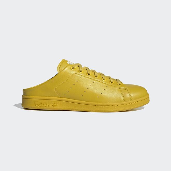 adidas Stan Smith Slip-On Tribe Yellow