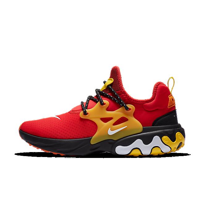 Nike React Presto Chile Red Speed Yellow