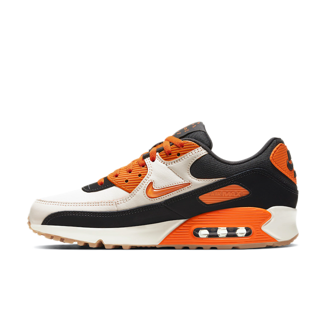 Nike Air Max 90 'Home & Away' Safety Orange zijaanzicht