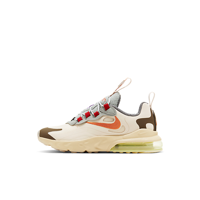 Travis Scott X Nike Air Max 270 React GS 'Cactus Trails' CV2414-200
