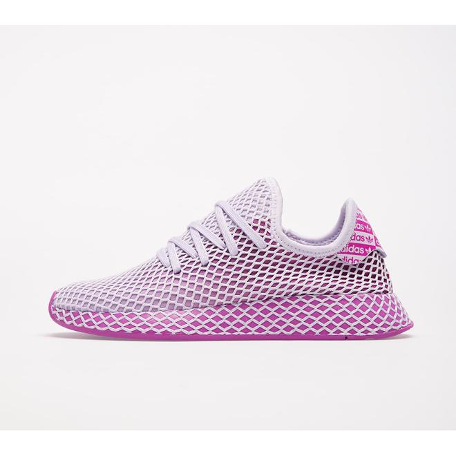adidas Deerupt Runner W Purple Tint/ Purple Tint/ Vivid Pink
