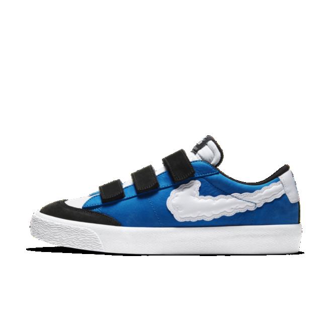Kevin Bradley x Nike SB Blazer 'Kevin & Hell' CT4594-400