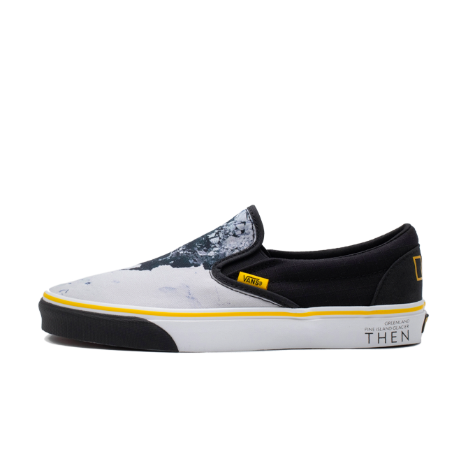 National Geographic X Vans Classic Slip-On 'Glacier' VN0A4U38WT31