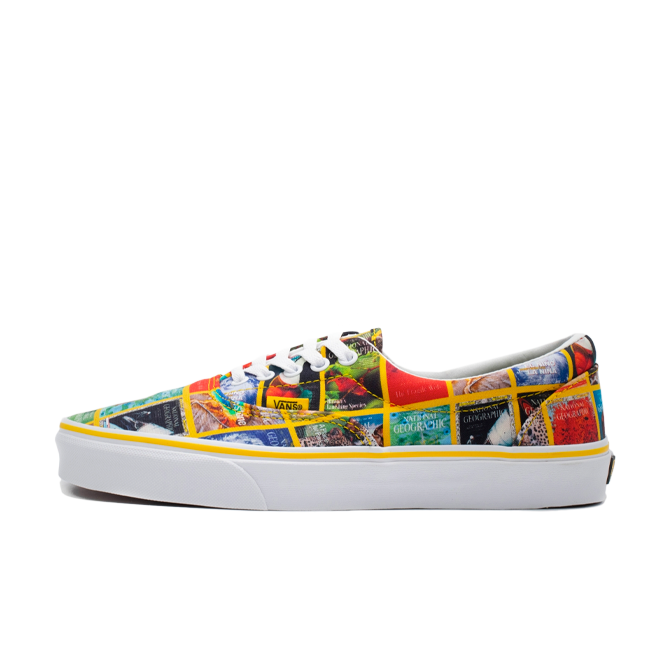 National Geographic X Vans Era 'Covers' VN0A4U39WJZ1