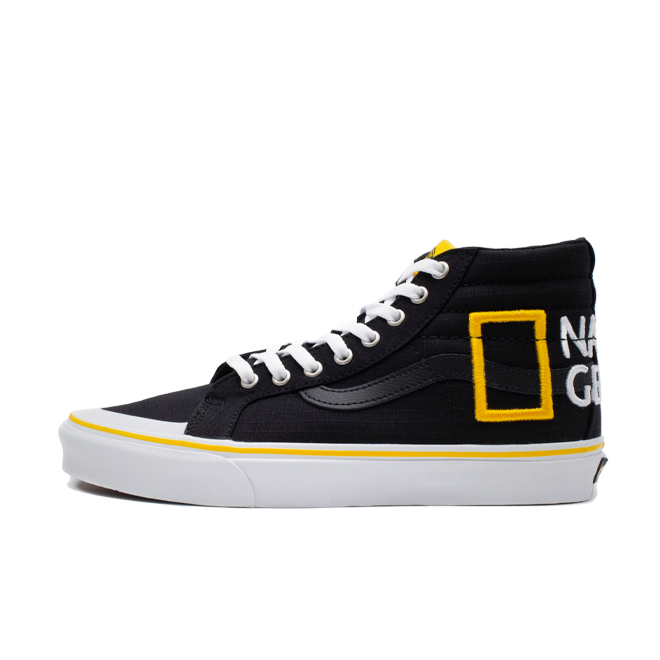 National Geographic X Vans SK8-Hi 'National Geographic'