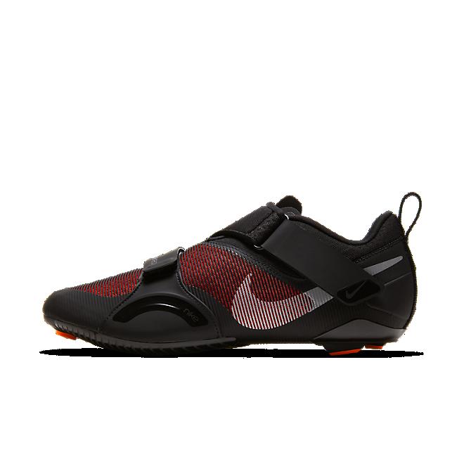 Nike SuperRep Cycle Black Hyper Crimson