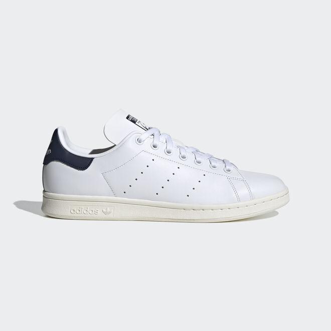 adidas Stan Smith Ftw White/ Off White/ Collegiate Navy
