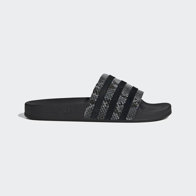 adidas Adilette W Grey Five/ Core Black/ Core Black