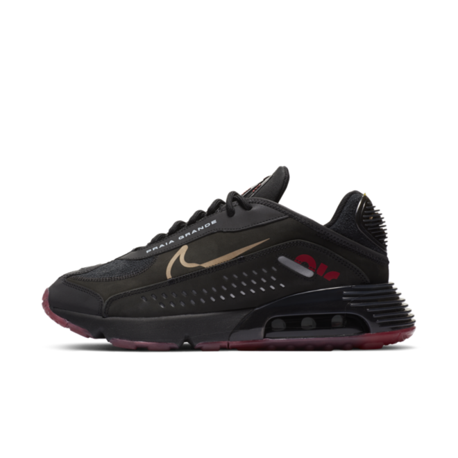 Neymar X Nike Air Max 2090 'Black' zijaanzicht