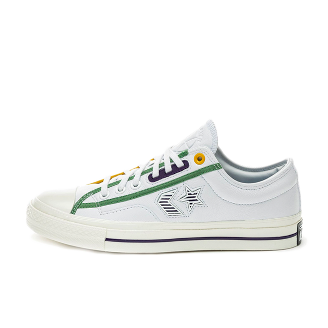 Converse Star Player Ox SP 'Logo Mash Up' zijaanzicht