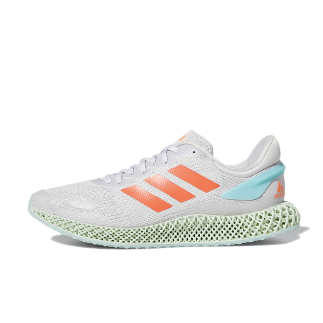 adidas 4D Run1.0 'White' zijaanzicht