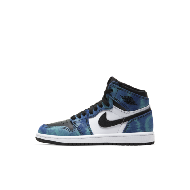 Air Jordan 1 High PS 'Tie-Dye' zijaanzicht