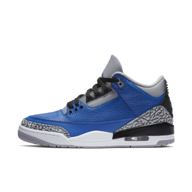 Air Jordan 3 Retro 'Varsity Royal' CT8532-400