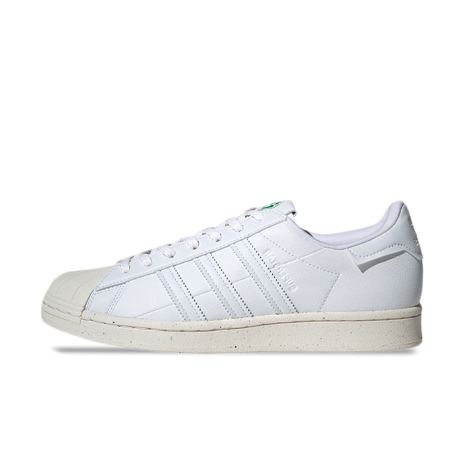 adidas Superstar 'White' zijaanzicht