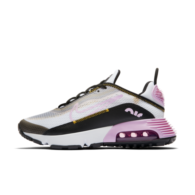Nike WMNS Air Max 2090 'White/Pink' CJ4066-104