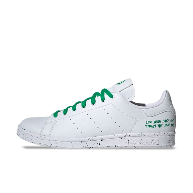 adidas Stan Smith 'White/Green' zijaanzicht