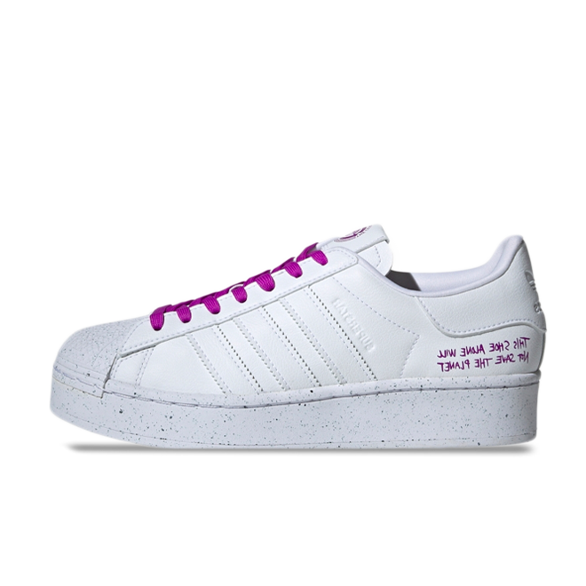 adidas Superstar Bold W Clean Classic 'White' FY0129