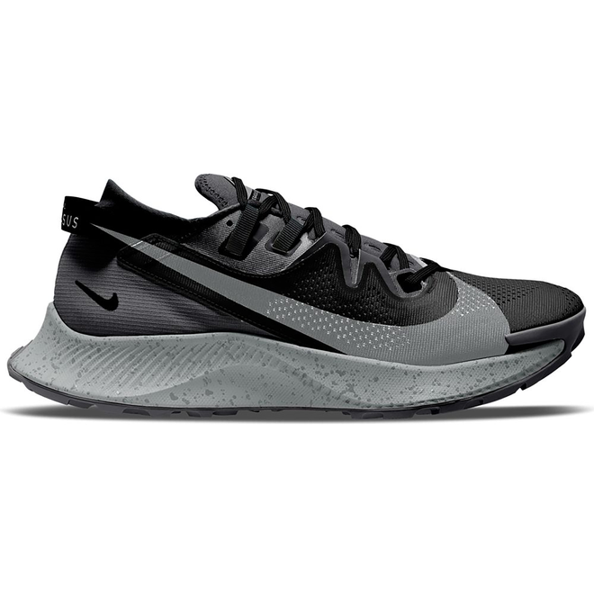 Nike Pegasus Trail 2 Black Dark Smoke Grey