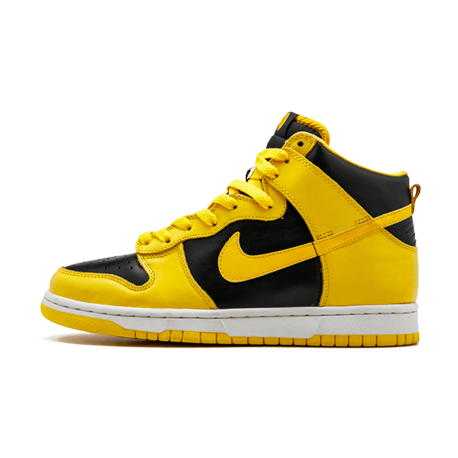Nike Dunk High SP 'Varsity Maize'