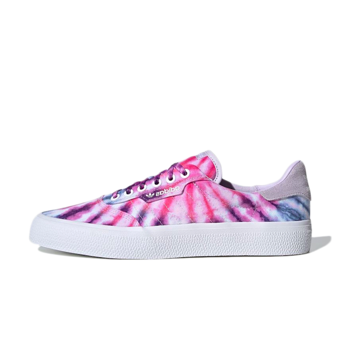 adidas 3MC Tie-Dye 'Purple Tint'