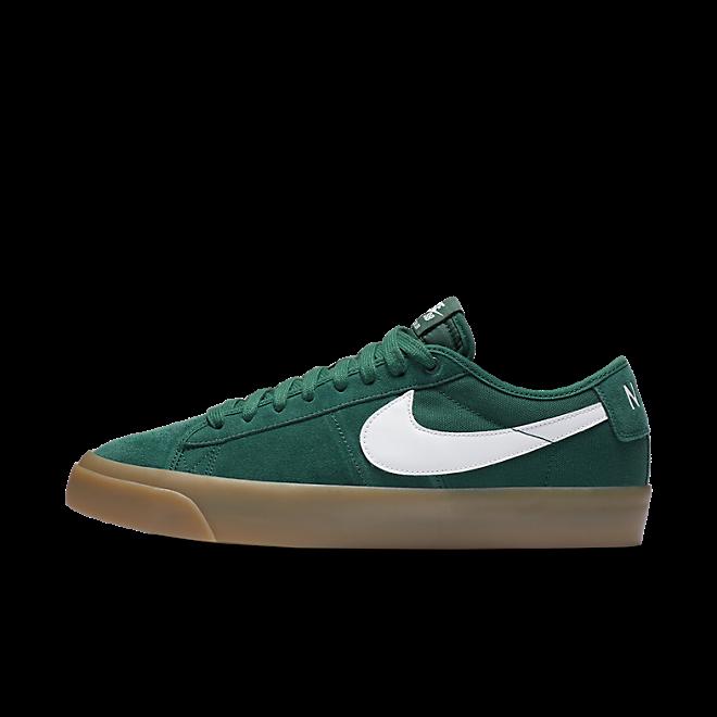 Nike SB Blazer Low GT Green Gum