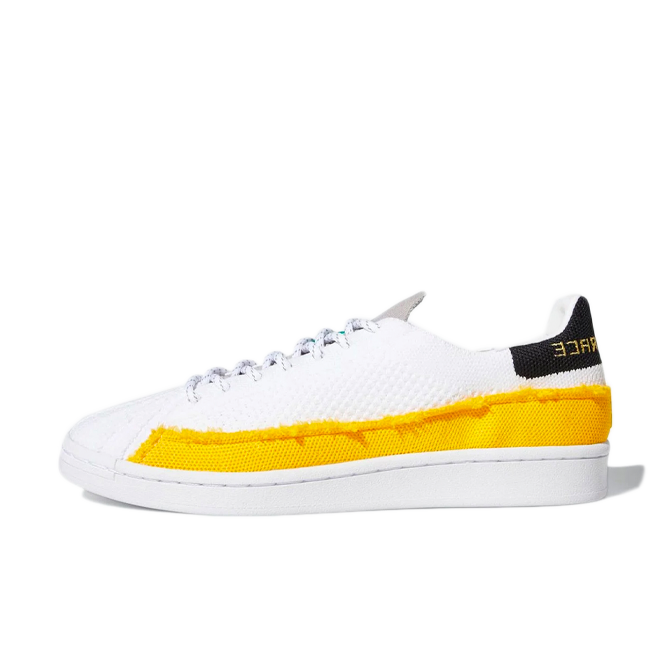 Pharrell Williams X adidas Superstar 'White' FY2294