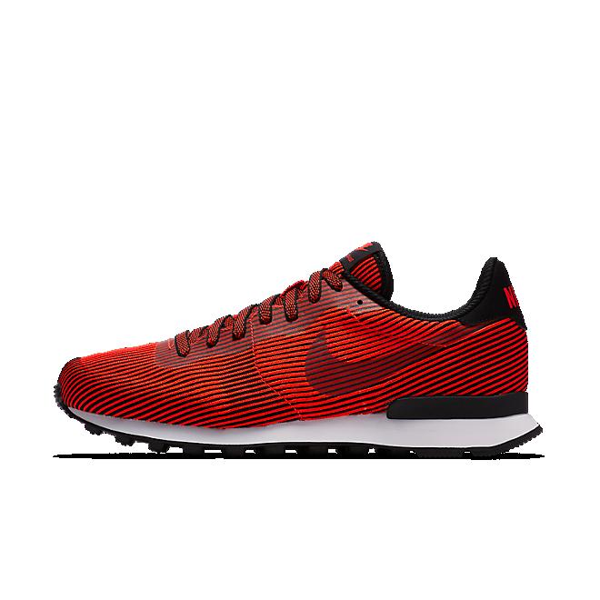 Nike Internationalist Kjcrd M Qs Black/Black/Bright Crimson