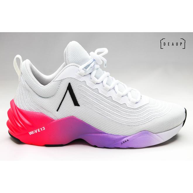 Arkk Avory Mesh W13 'Bright White / Pink'