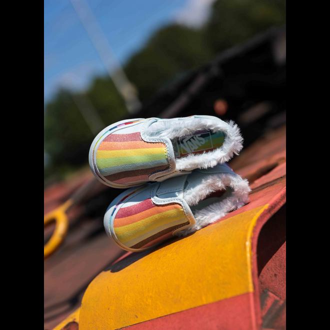 Vans Asher-V Cloud Rainbow TS