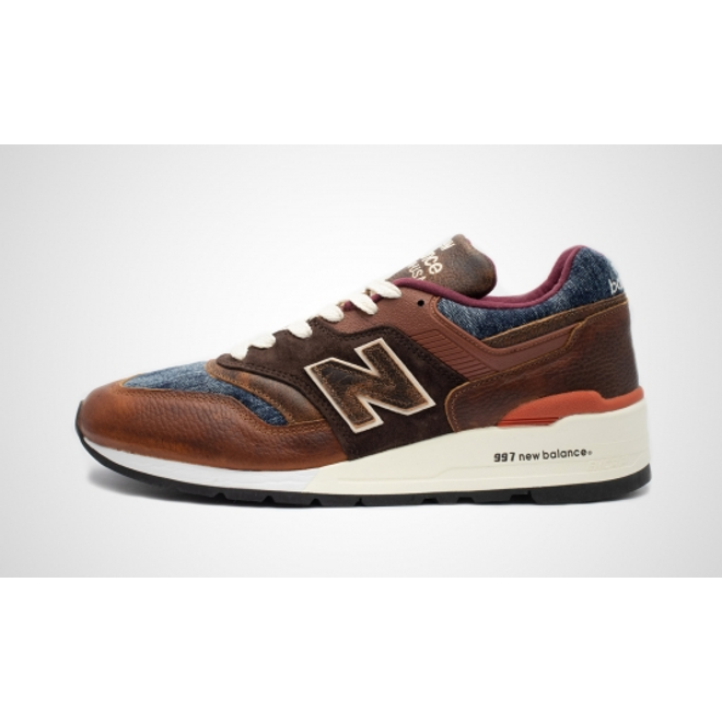 "New Balance M997SOC - Made in USA ""Elevated Basics"""