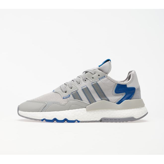 adidas Nite Jogger Grey Two/ Grey Three/ Collegiate Royal