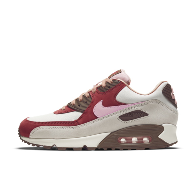 Nike Air Max 90 NRG 'Bacon' zijaanzicht