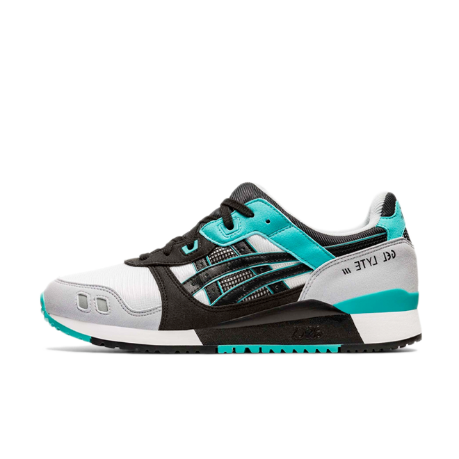 Asics Gel-Lyte III 'Black/Teal'