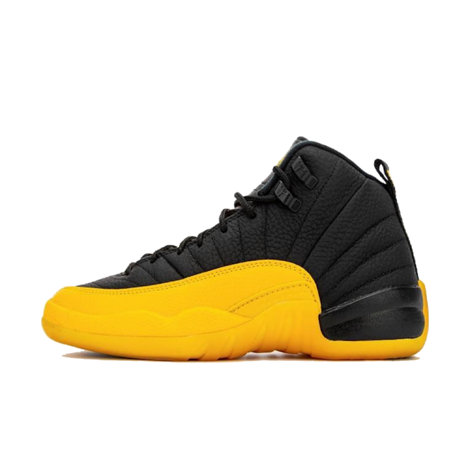 Air Jordan 12 Retro 'University Gold' zijaanzicht