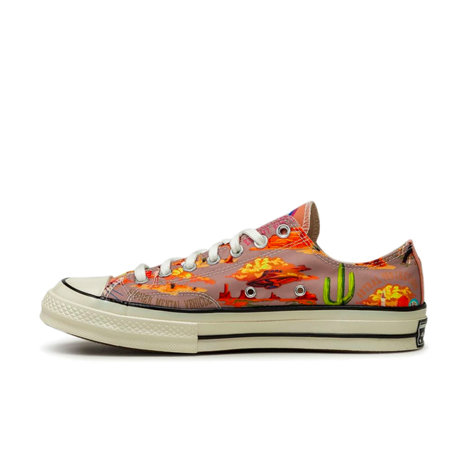 Converse Chuck 70s Ox 'Twisted Resort' zijaanzicht