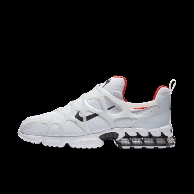 Stüssy X Nike Spiridon KK 'White' zijaanzicht