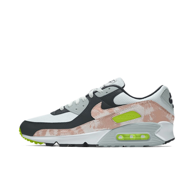 Nike Air Max 90 Unlocked By You zijaanzicht