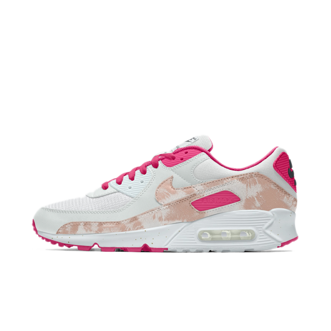 Nike WMNS Air Max 90 Unlocked By You zijaanzicht