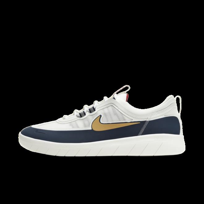 Nike SB Nyjah Free 2 'White/Obsidian'