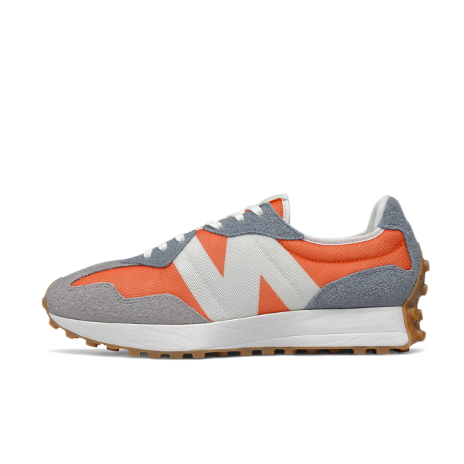 New Balance MS327SFC 'Orange' zijaanzicht